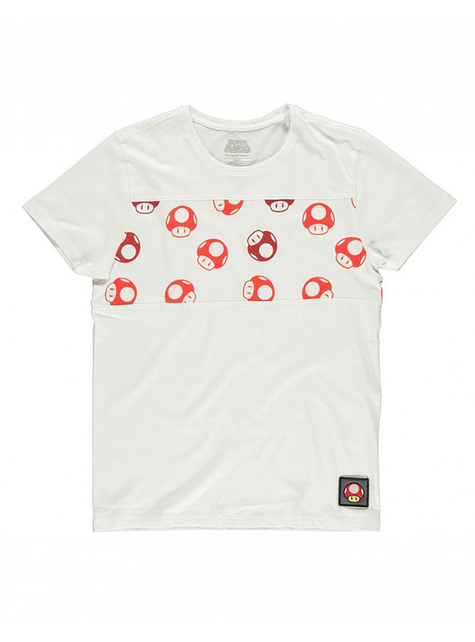 Super Mario Bros Toad T-Shirt - Nintendo