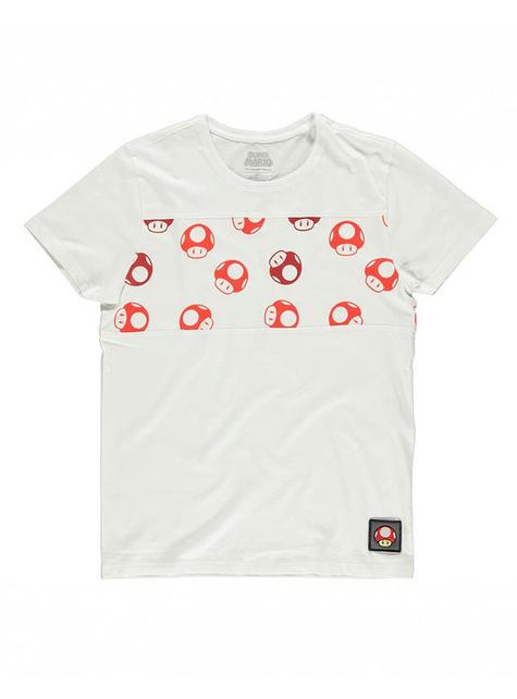 T-shirt Toad Super Mario Bros - Nintendo