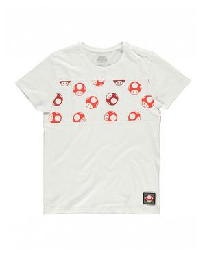 Camiseta de Toad Super Mario Bros - Nintendo