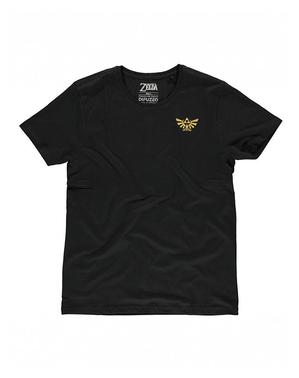 Легенда про Зелді Hyrule футболки