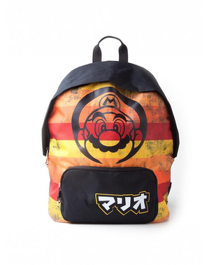 Super Mario Bros Japanese Backpack - Nintendo
