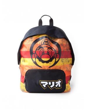 Super Mario Bros Japanese Backpack - Nintendo