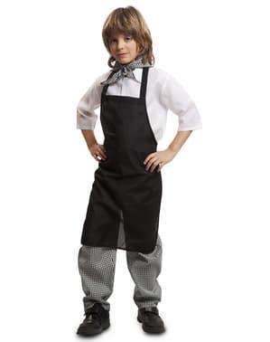 Maronenverkäufer Kostüm für Jungen