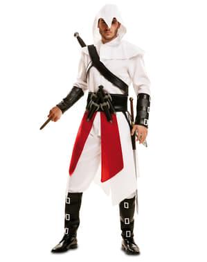 Men's White Murderer Costume