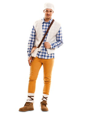 Disfraz de pastor de Belén para hombre