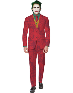 Fato Joker Joaquin Phoenix - Opposuits