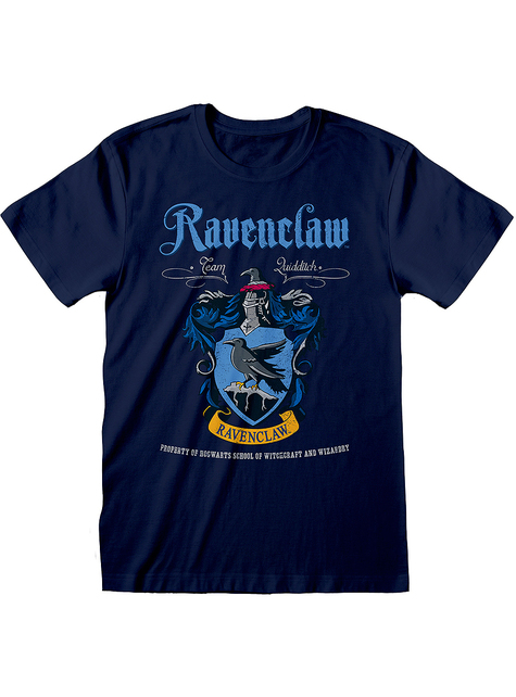 Camiseta Ravenclaw escudo - Harry Potter