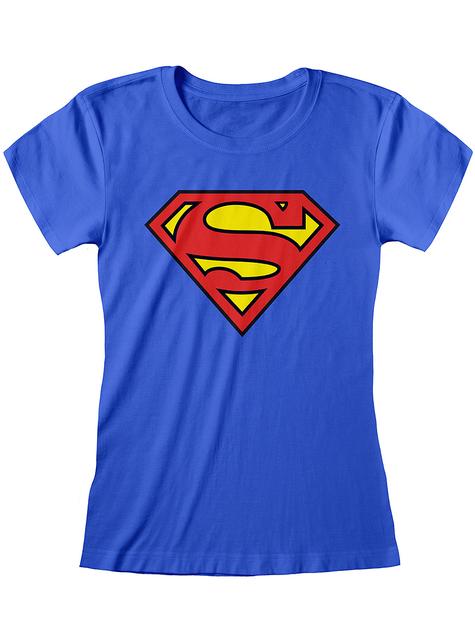 T-shirt Superman femme - DC Comics