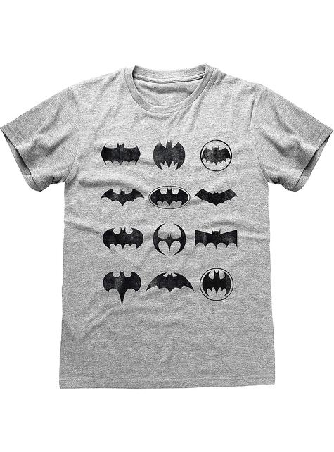 Batman Logos T-Shirt - DC Comics