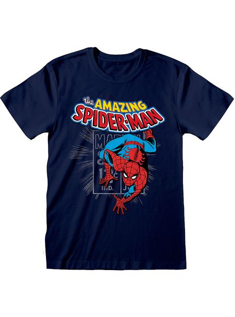 Camiseta Spiderman - Marvel