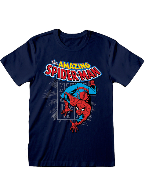 Spiderman T-Shirt - Marvel