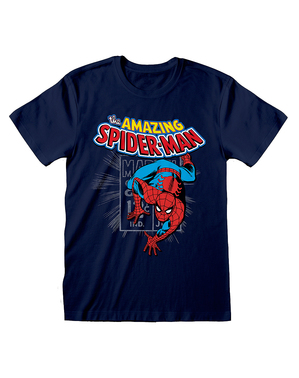 Spiderman T-skjorte - Marvel