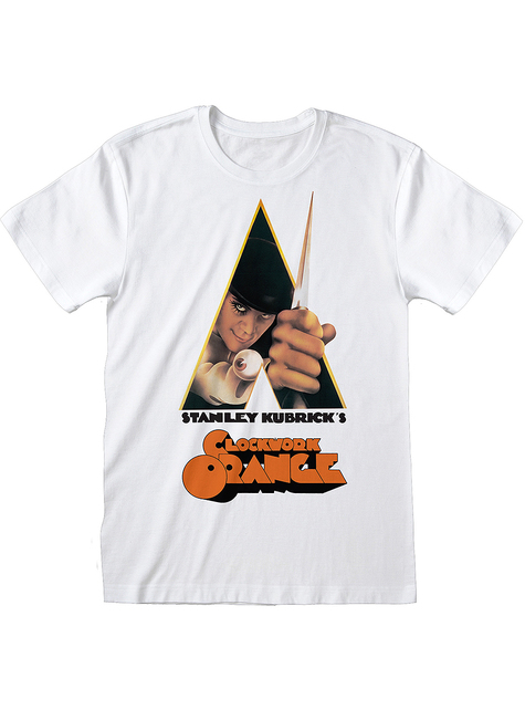 Uhrwerk Orange T-Shirt
