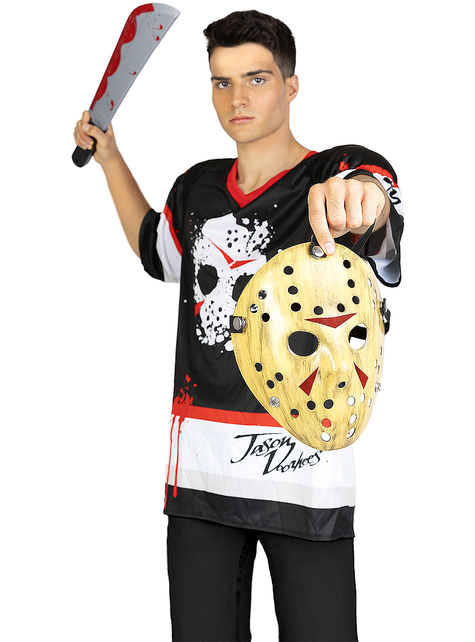 Friday the 13th Jason hockeykostuum