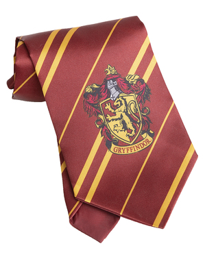 Gravata Harry Potter Gryffindor