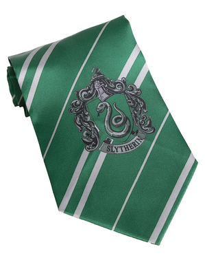 Corbata Slytherin Harry Potter