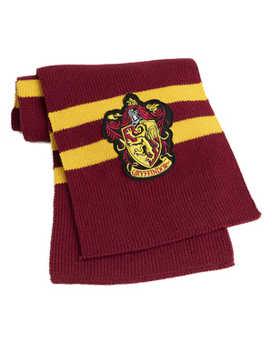 Cachecol Harry Potter Gryffindor