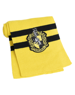 Cachecol Hufflepuff Harry Potter