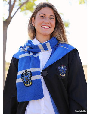 Cachecol Ravenclaw Harry Potter