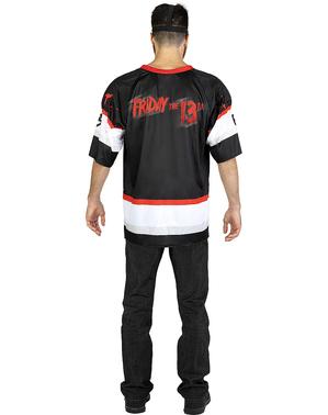 Fredag den 13. Jason Hockey Kostume Plus Størrelse