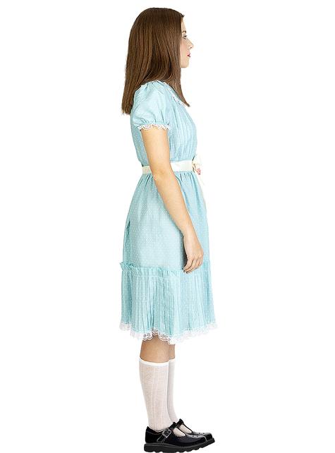 Disfraz de las niñas El Resplandor talla grande