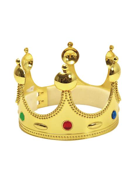 Corona de Rey Mago infantil