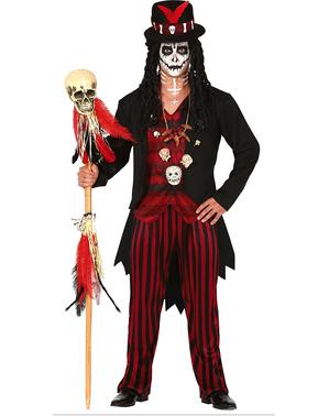 Voodoo Kostüm für Herren