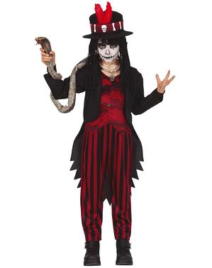 Costum voodoo pentru băiat
