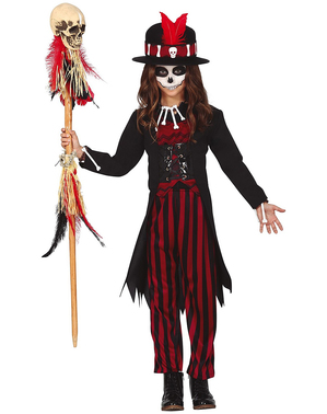 Voodoo Costume for Girls