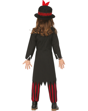 Voodoo Kostüm für Mädchen