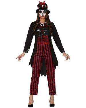 Disfraz de vudú para mujer