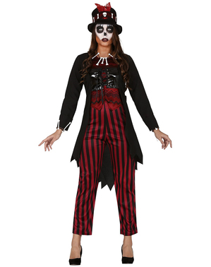Voodoo-dräkt för dam