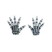 Manos Skeleton Hands White