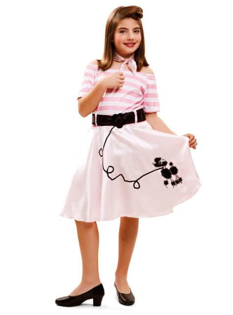 Дівчина 1950-х років Дівчина костюм