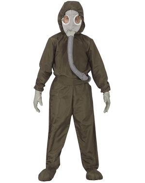 Disfraz nuclear infantil