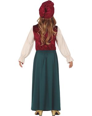 Hellseherin Kostüm für Mädchen