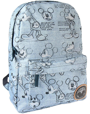 Mickey Mouse Skoletaske - Disney