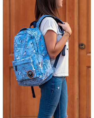 Mickey Mouse School Backpack - Disney
