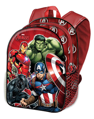 The Avengers ryggsekk til Barn - Marvel