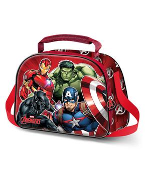 The Avengers 3D -Lounaslaukku - Marvel
