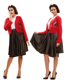 e5adfcc347180 Disfraces de Años 50 Mujer - Trajes de rock and roll