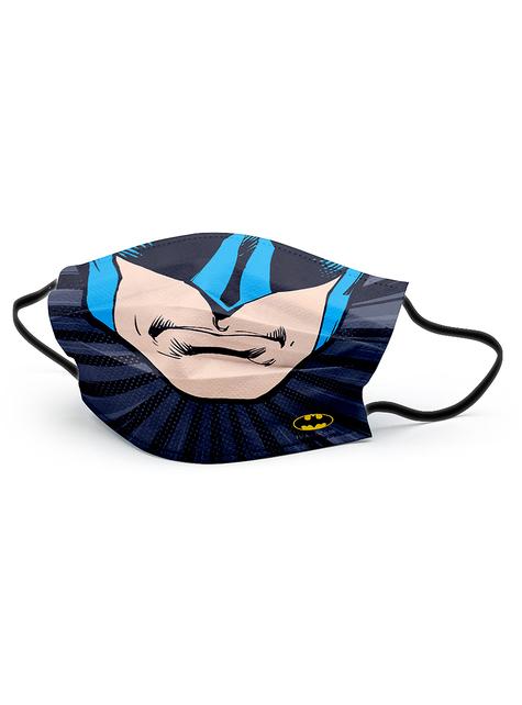 Maseczka Batman Twarz dla dorosłych