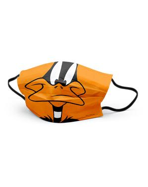 Maseczka Kaczor Daffy dla dzieci - Zwariowane melodie