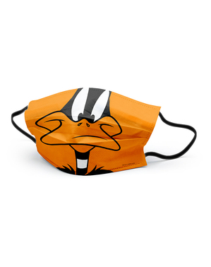Daffy Duck ansiktsmask för vuxna - Looney Tunes