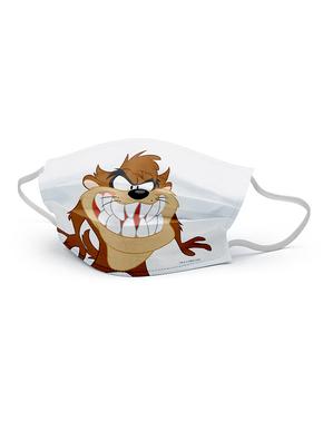 Tasmanischer Teufel Mund-Nasen-Maske für Erwachsene - Looney Tunes