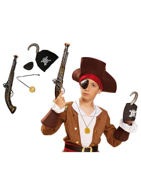 Kit pirate des sept mers enfant