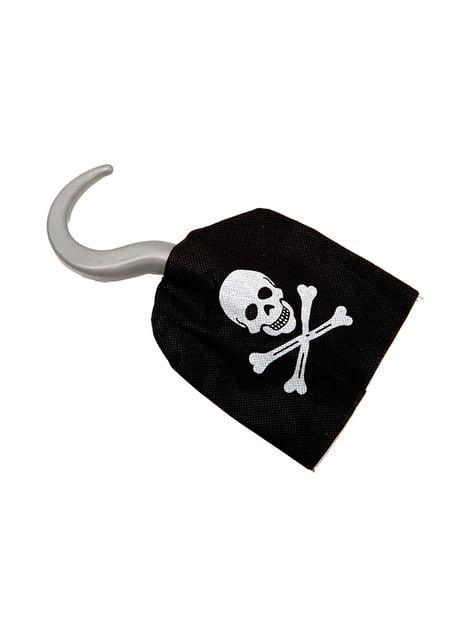 Garfio de pirata valeroso