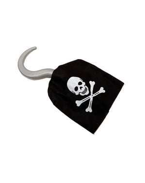 Gancho de pirata valente