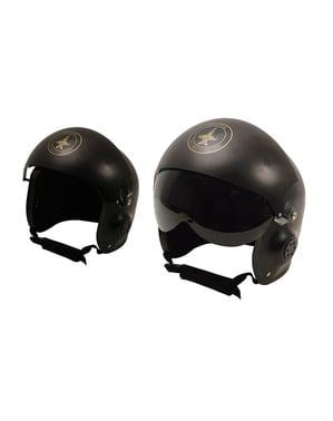 Kampfpiloten Helm für Erwachsene