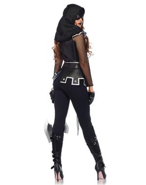 Costum de călău sexy pentru femeie